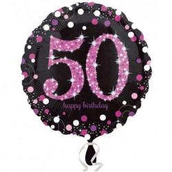 Happy 50th Birhday